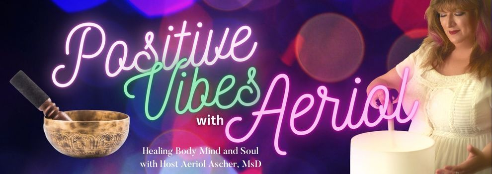 Healing Vibes with Aeriol homepage rotation