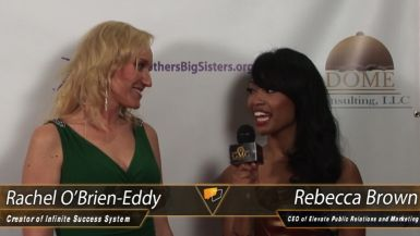Rachel O'Brien-Eddy Red Carpet Interview
