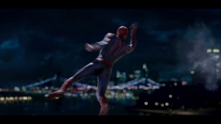 The Amazing Spider-Man - Behind the Scenes Part 1