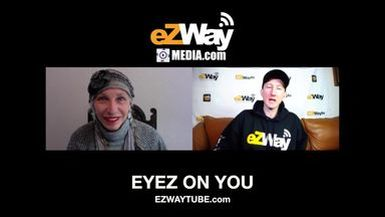 Pepper Jay EYEZ ON YOU with Eric Zuley Part I