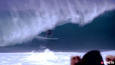 Epic TV 32 Freeskier Sean Billagong Pipe Master