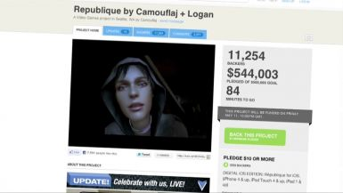 May 14 - Republique Funded, 30 Rock Cancelled