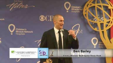 Ben Bailey-Emmy Winner