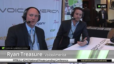 Matthew Pillmore at the 42nd National Hard Money Conference Live Broadcast