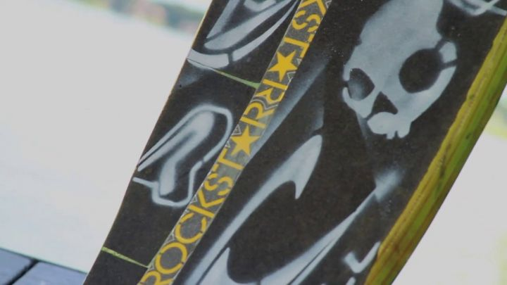 2012 Rockstar Energy Drink Byely Boards promo