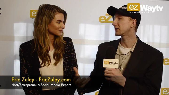 Rachel McCord EZWAYTV Exclusive Interview with Eric Zuley