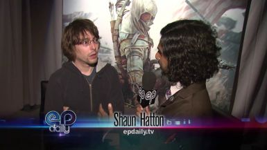 Lead Writer Corey May on Assassin's Creed III