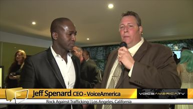 Jeff Spenard Interviews Wills Canga