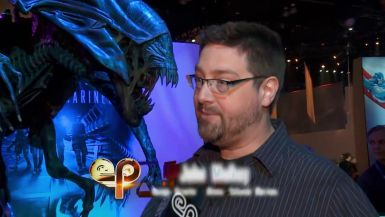 Aliens: Colonial Marines - Design Director Interview