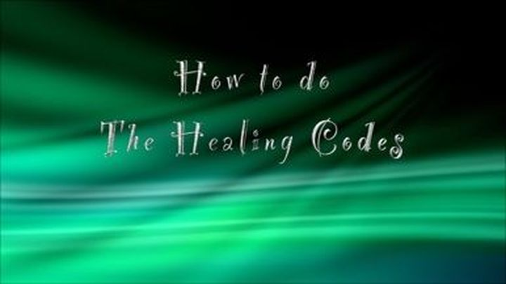 How to Do The Healing Codes