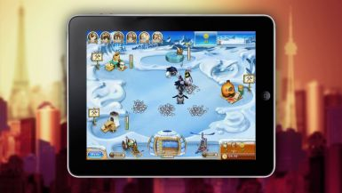 Farm Frenzy 3 - Ice Domain HD