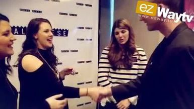 AMERICAN MUSIC AWARDS 2016 CELEBRITY CONNECTED GIFTING SUITE EZWAYTV