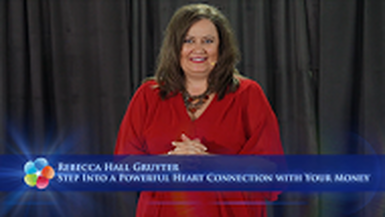 Step into a Powerful and Heart Connected relationship with Your Money