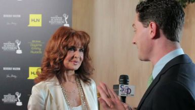 Suzanne Rogers at the 2012 Emmys