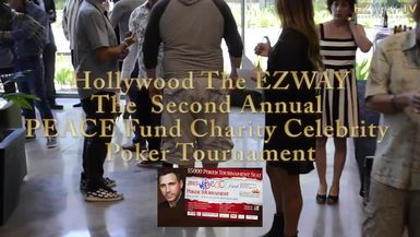 eZWay cares Peace Fund Poker 2015
