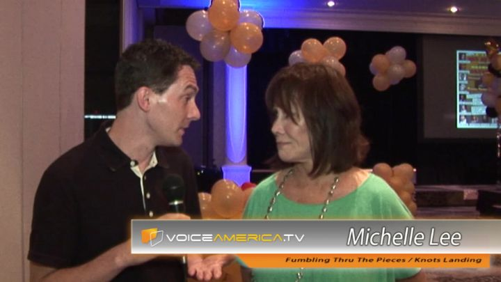 Michele Lee at Hot As Hell Event