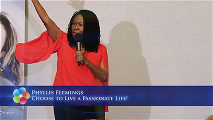 Choose to Live a Passionate Life!