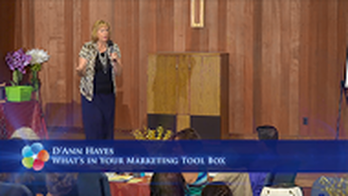 What's in Your Marketing Tool Box?