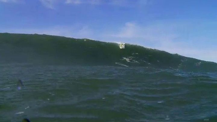 Chasing The Swell