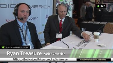 Lance Haverda at the 42nd National Hard Money Conference Live Broadcast