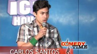 Carlos Santos: Birthday Surprise