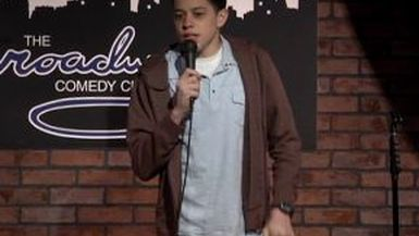 Pete Davidson: High School
