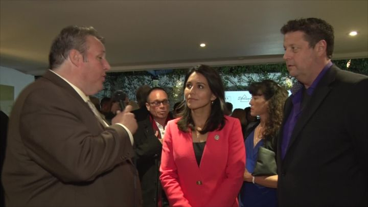 Rock Against Trafficking with Tulsi Gabbard and Jeff Spenard