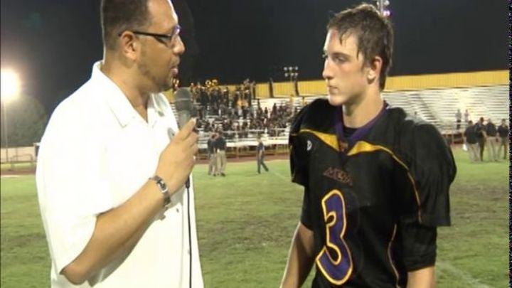 """NFL Legacy.com  High School Player of the Week""  features Lucas Mohen of The Mesa Jack Rabbits"