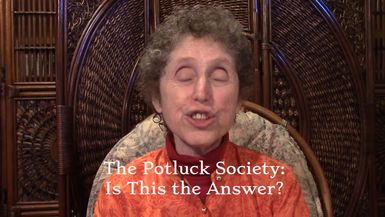 The Potluck Revolution: Is This the Answer?