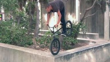 Verde Bmx - Kevin Kiraly Video Part 1