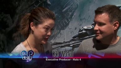 Halo 4 Update with Josh Holmes and Kiki Wolfkill