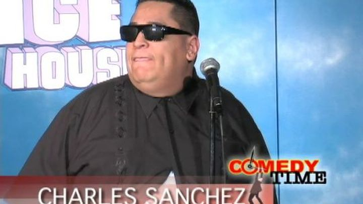 Charles Sanchez: Gay Cholo