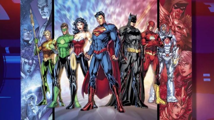 October 22 - The Avengers Vs. Justice League