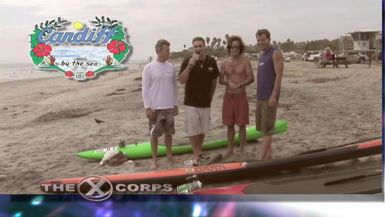 Xcorps : Episode 44 - PADDLEBOARD