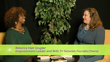 Insightful Tips to Managing Overwhelm – Special Guest Host Rebecca Hall Gruyter