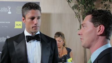James Scott at the 2012 Daytime Emmys