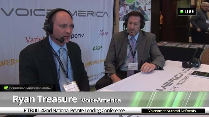 Todd Kaplan at the 42nd National Hard Money Conference Live Broadcast