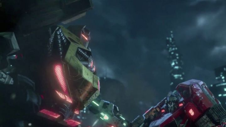 The Characters and Environments in Transformers: Fall Of Cybertron