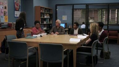 November 26 - Chevy Chase Drops Out of Community