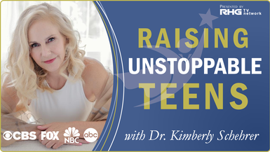 Raising Unstoppable Teens channel