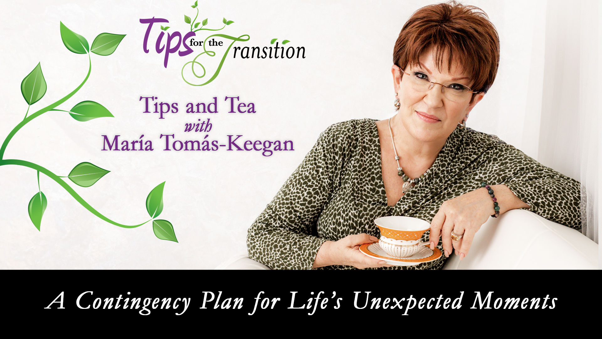 A Contingency Plan for Life's Unexpected Moments