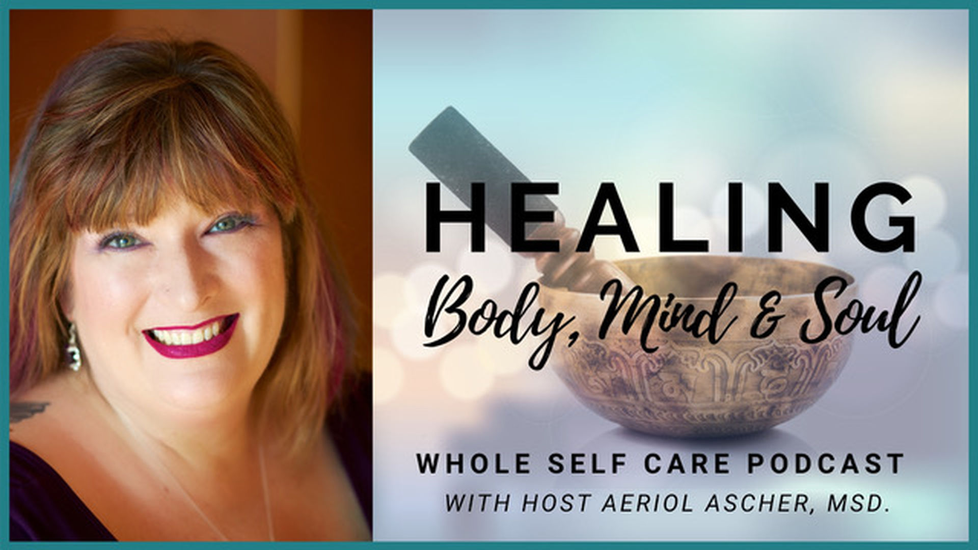 Self healing from anxiety, panic and pain with Reiki Energy: an Interview with Heather Larkin
