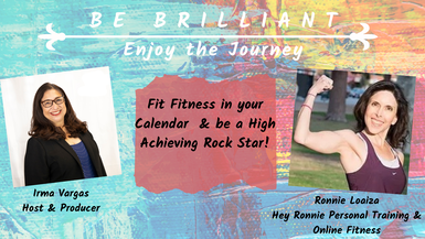 Fit Fitness in your Calendar  & a High Achieving Rock Star!