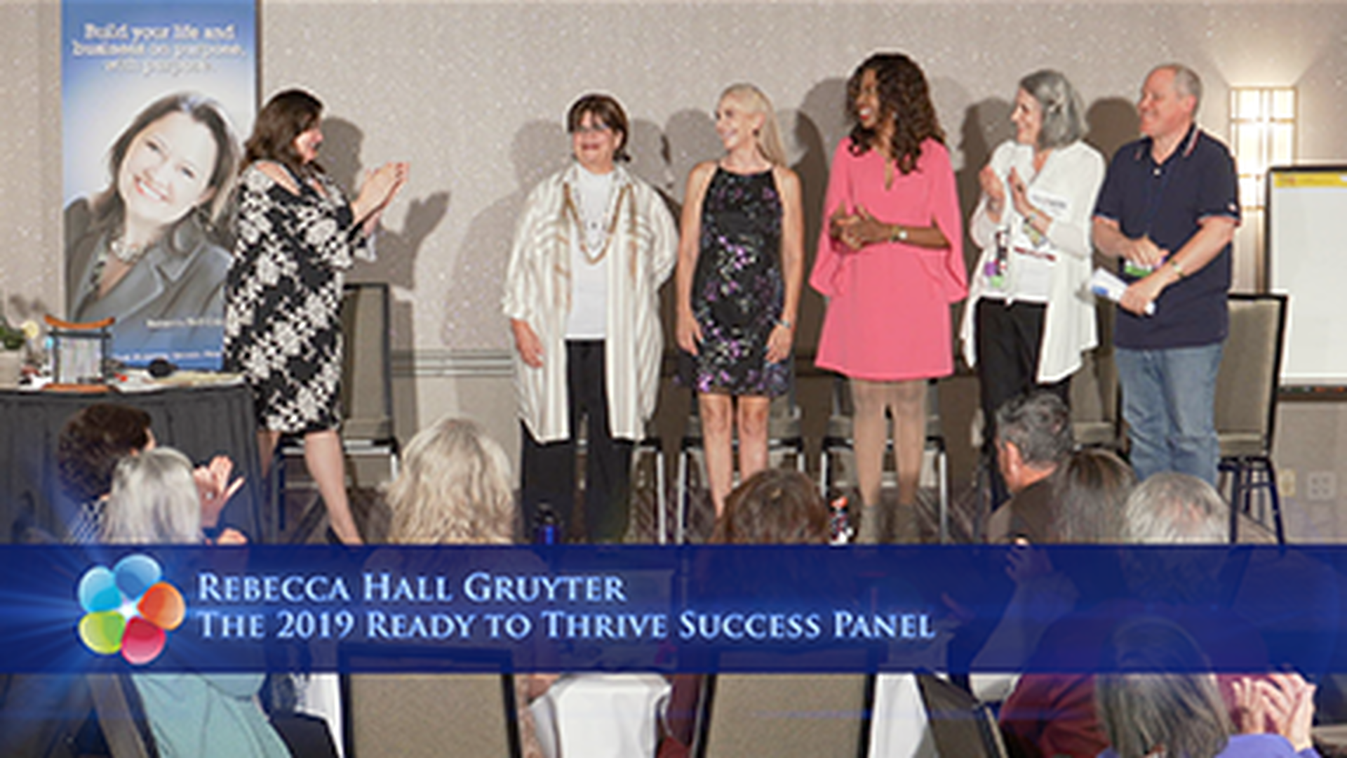 The 2019 Ready to Thrive Success Panel