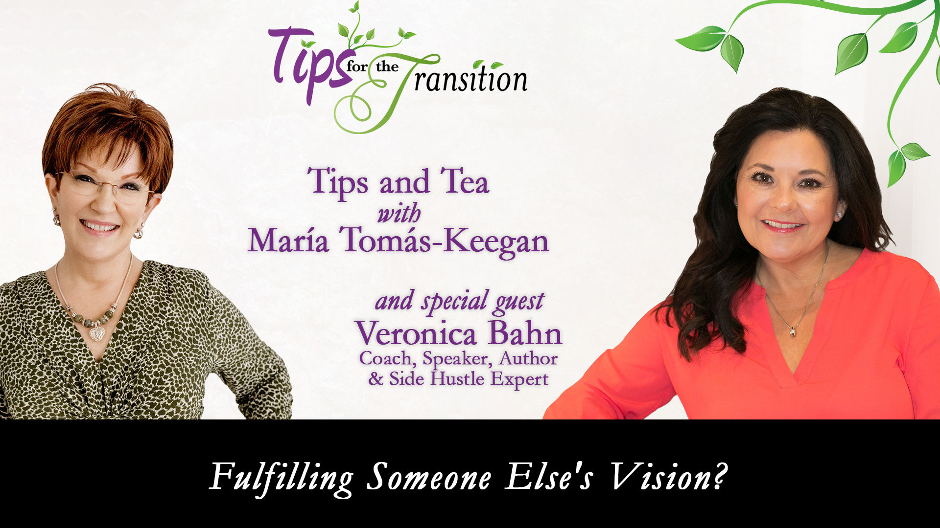 Are You Fulfilling Someone Else's Vision?
