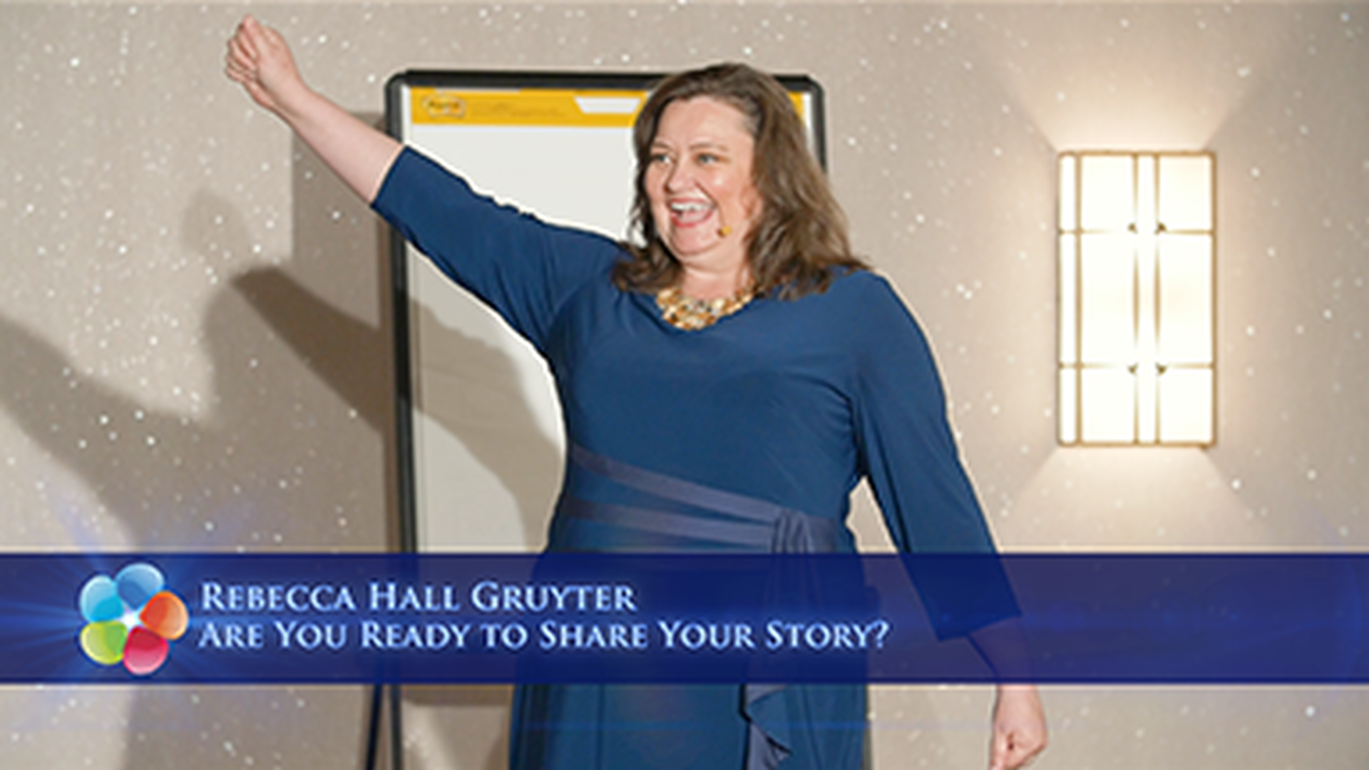 Are You Ready to Share Your Story?