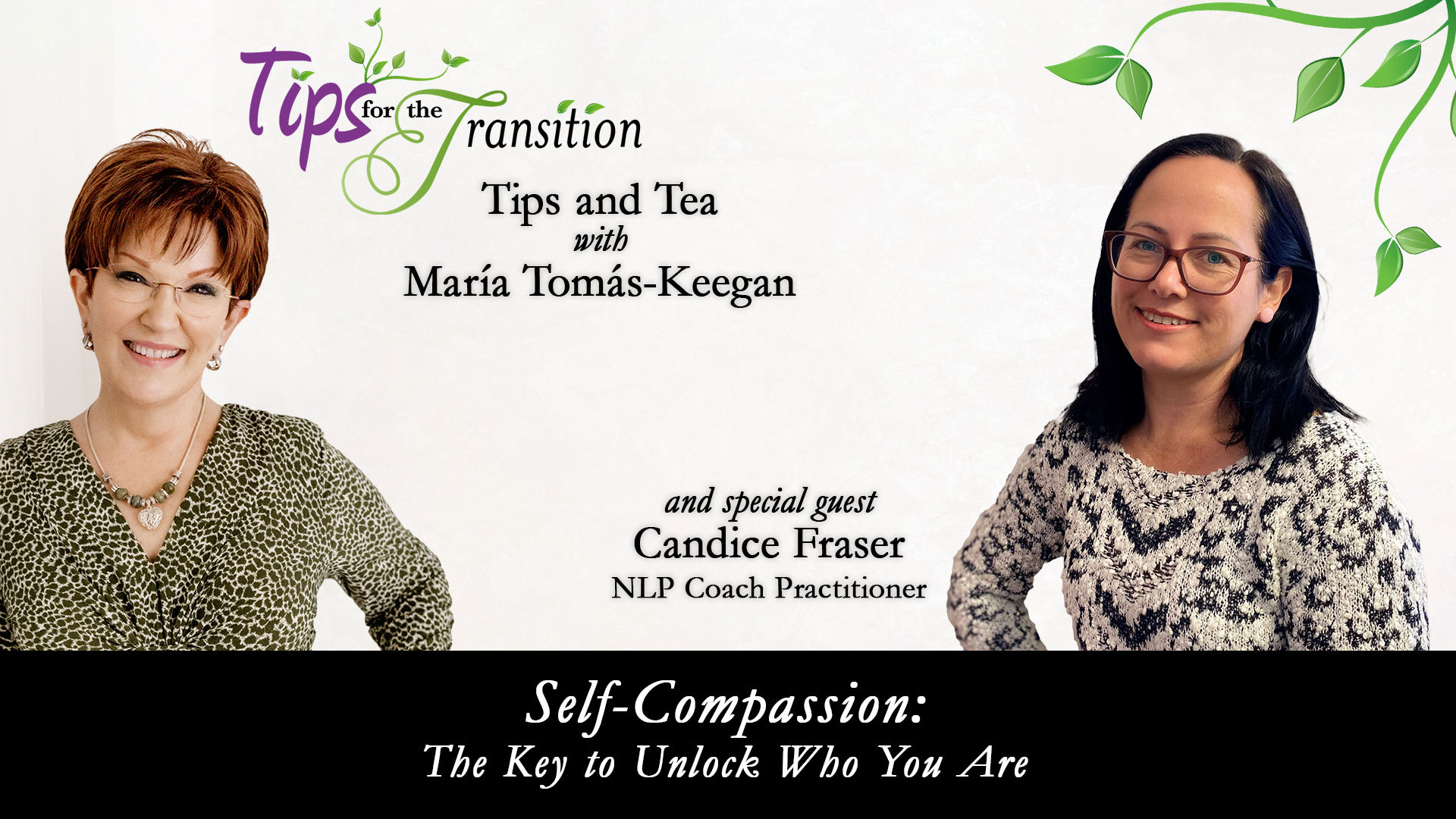 Self-Compassion | The Key to Unlocking Who You Really Are