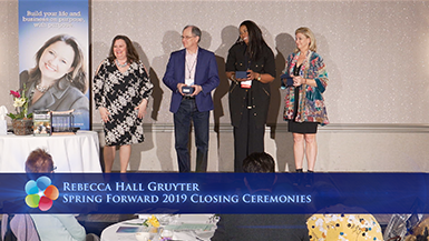 Spring Forward 2019 Attendee Comments and Closing Ceremonies