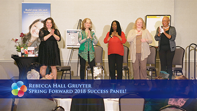 Spring Forward 2018 Success Panel