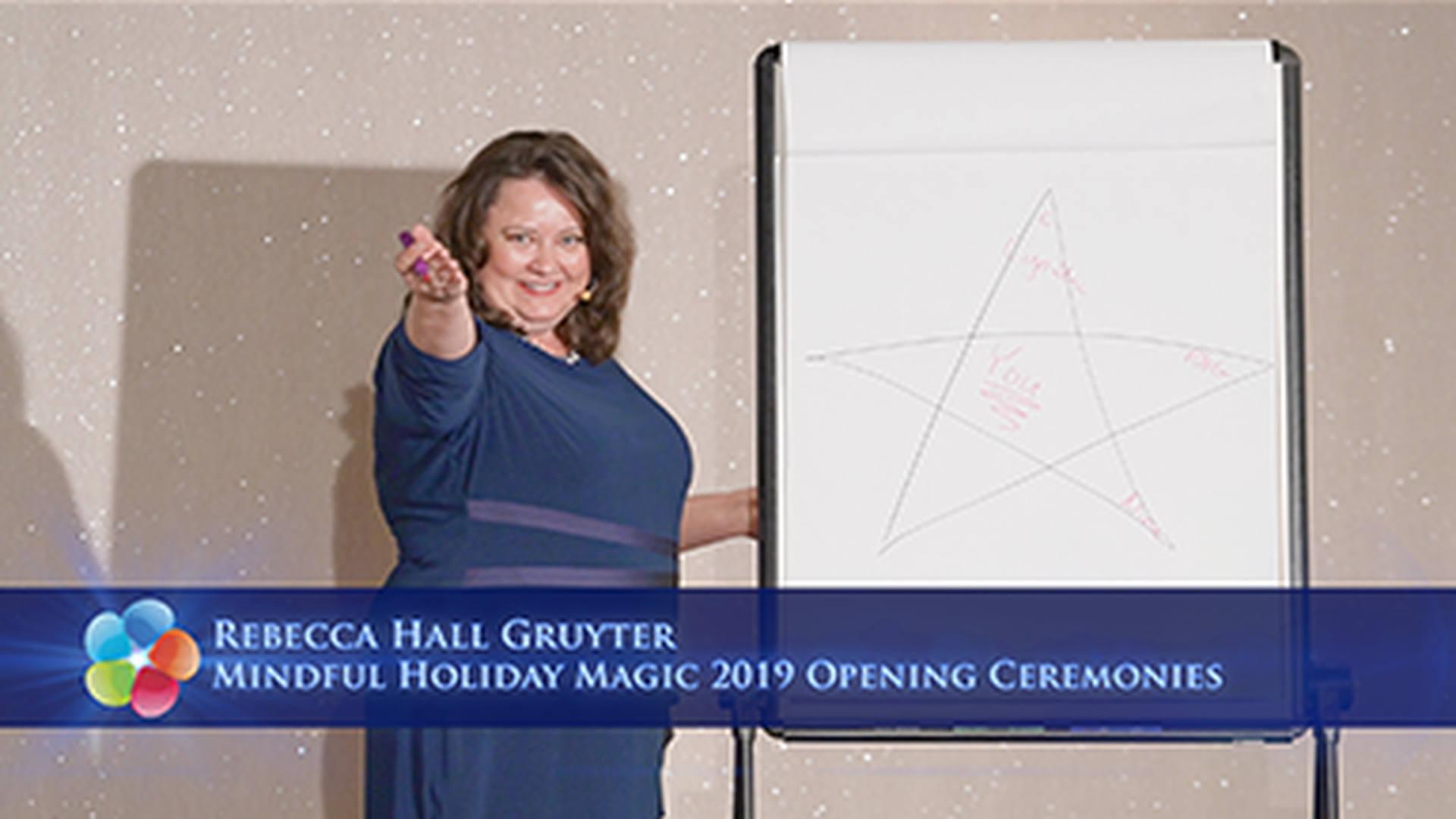 Mindful Holiday Magic 2019 Opening Ceremonies